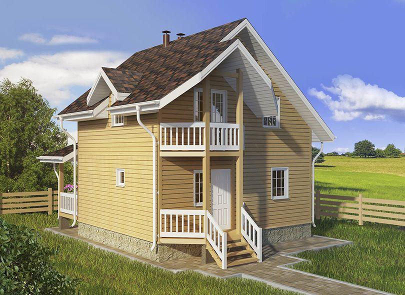 Проект дома Гранд