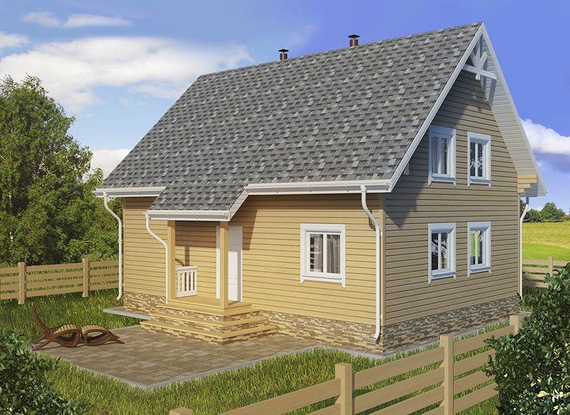 Проект дома Надежда