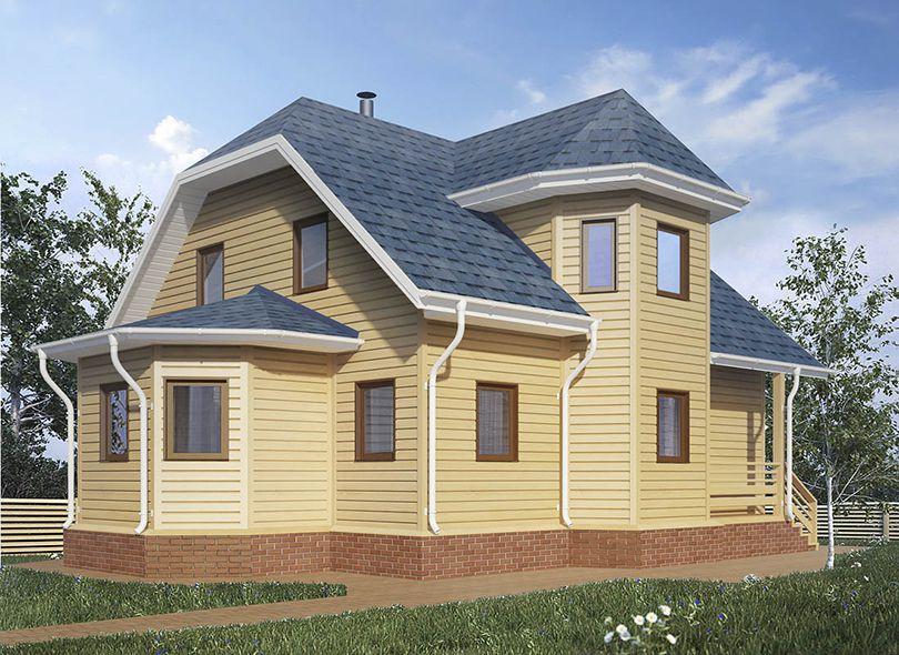 Проект дома Симфония
